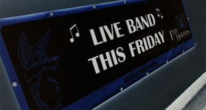 Live Band Friday