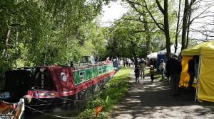 Canal Boat Rally 2014